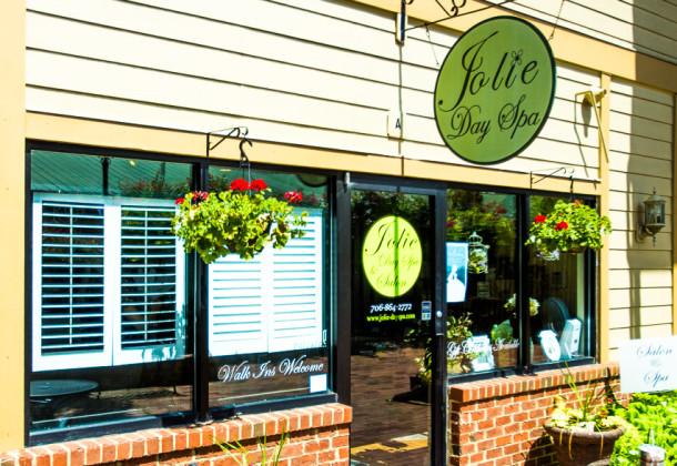 Jolie Day Spa – Dahlonega, GA