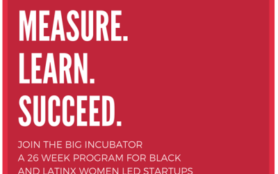 Applications Open for BIG Incubator Program for New Tech Companies