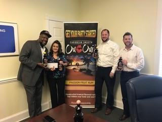 Client Spotlight: Caribbean Smooth: Ou-Oui Premium Liqueurs