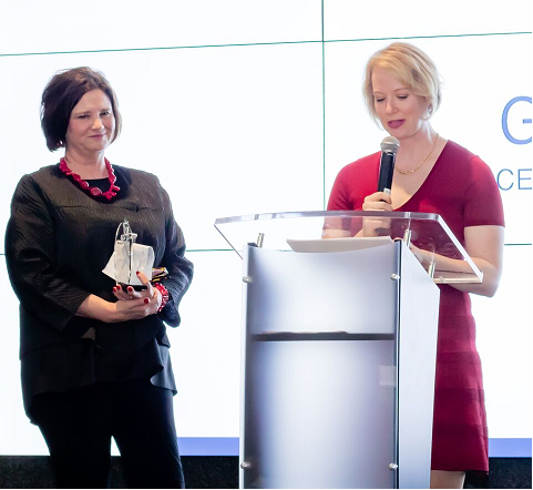 Startup Atlanta Honors Grace Fricks with Its First Lifetime Achievement Award