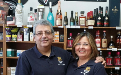 Client Spotlight: Crown Bottle Shop