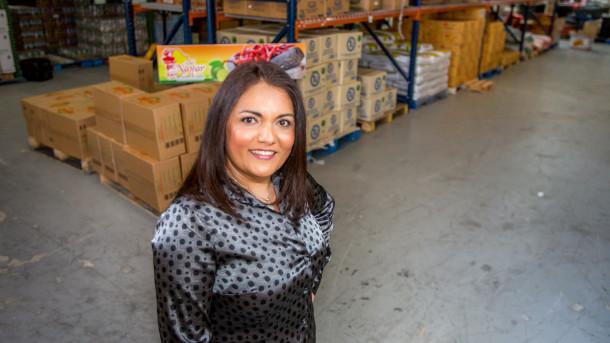Julissa Vargas, DSD Distribution Services LLC