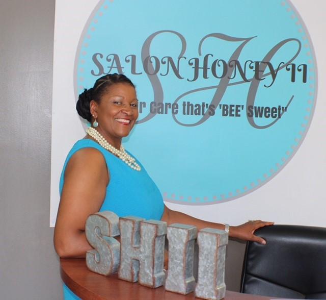 Rebecca Smith, Salon Honey II