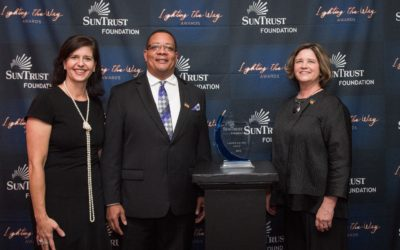 ACE Receives SunTrust Foundation's 2018 Lighting the Way Award and $75,000 Grant