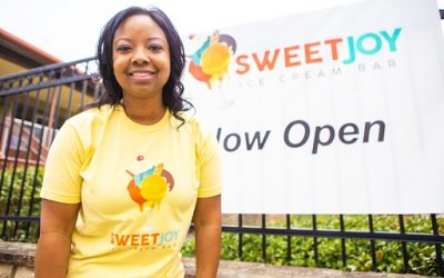 Client Spotlight: Sweet Joy Ice Cream Bar