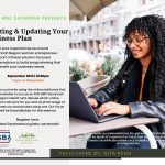 Writing & Updating Your Business Plan